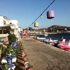 Lipsi Island Greece