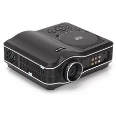 Black Friday 2014 Koolertron Portable Projector Home Theater EVD DVD RMVB Player w SD USB from Koolertron Cyber Monday. Black Friday specials on the season most-wanted Christmas gifts. Portable Projector, Led Projector, Create Online Store, Black Friday Specials, Camera Reviews, Home Cinemas, Photography Equipment, Best Camera, Tv Videos