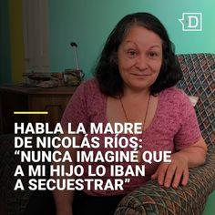 """1,780 Me gusta, 26 comentarios - El Desconcierto (@eldesconcierto) en Instagram: """"Verónica Verdugo (53) visitó el jueves 16 de enero a su hijo Nicolás Ríos (20), quién se encuentra…"""" Chile, Instagram, Thursday, January, Chili"""