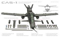 Tom Alfaro Cas1 concept image - Aircraft Lovers Group - Mod DB