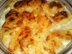מתכון תפוחי אדמה מוקרמים בשמנת, מנה מנצחת של תפוחי אדמה מוקרמים, מאת פזית סבג, בשלנית, 10 מנות, סוג המתכון: גבינות, מתכונים לצמחוניים, סוג המנה: מתאבנים, שיטת הכנה: אפייה, דרגת קושי: מתחיל, זמן הכנה: מעל חצי שעה, שייכות לחג/עונה: שבועות Unique Recipes, Ethnic Recipes, Macaroni And Cheese, Side Dishes, Recipies, Food And Drink, Cooking Recipes, Favorite Recipes, Baking