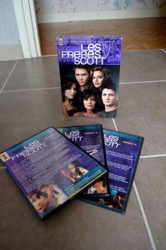 DVD, SERIE TV, FEUILLETON, LES FRERES SCOTT, COFFRET SAISON 5