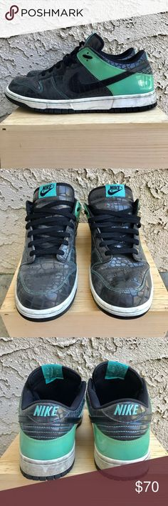 "Nike Dunk Untiffany Size 11 Size 11 Nike Dunk ""Untiffany"" Nike Shoes"