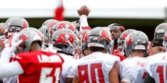 Morning Headlines  #Bucs return to the practice fields today at 2:30.  READ: http://bccn.rs/5x5 #BucsCamp