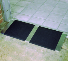 Emed Ramps provides portable wheelchair ramps, handicap ramps, wheelchair ramp, portable ramps, access ramps & wheelchair ramps for vans.