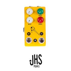 JHS Honey Comb Deluxe Dual Speed Tremolo Pedal