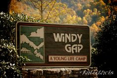 Windy Gap in Weaverville, North Carolina. I have some of the BEST memories of my life from this place