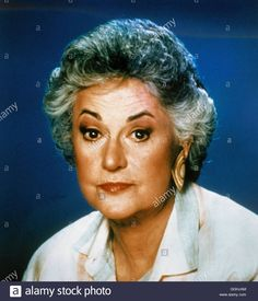 Download this stock image: GOLDEN GIRLS / Dorothy (BEA ARTHUR) - GGHJAM from Alamy's library of millions of high resolution stock photos, illustrations and vectors. Dorothy Zbornak, Bea Arthur, Fact Families, Golden Girls, Stock Photos, Film, 80s Tv, Vectors, Facts