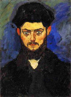 Maurice Drouard, 1909Amedeo Modigliani