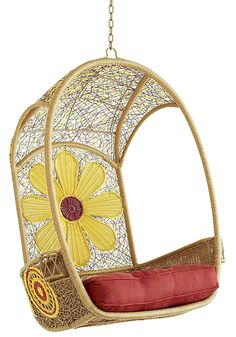 Daisy Swingasan Hanging Chair by Pier 1 imports