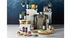 December 12th: the ultimate Christmas hamper worth £295 from Harrods