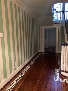Classical pattern combination Beautiful Wallpaper, Striped Wallpaper, Gay, Building, Places, Outdoor Decor, Pattern, Home Decor, Decoration Home