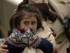 Según el último informe de las Naciones Unidas, la mitad de los refugiados a escala mundial son niños. La organización estima que ya son 50 millones los que han tenido que desplazarse de sus países a causa de conflictos o pobreza.