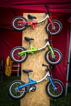 LittleBig in balance bike and pedal bike mode at a mountain bike race in Wicklow, Ireland Mountain Bike Races, Balance Bike, Cool Toys, Cars And Motorcycles, Ireland, Bicycle, Cool Stuff, Gallery, Bike