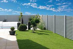 sichtschutzzaun günstig - Google-Suche Sidewalk, Tricks, Zen, Board, Google, Modern, Aluminum Fence, Entry Gates, Fence Garden