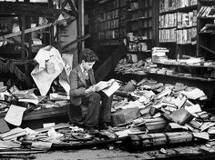La biblioteca de Gran Hermano