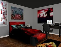 Build A Room at http://www.visionbedding.com/buildaroom.php?room_type=bedroom&room_id=13338&set_to=26551671&step=step2&option_type=product&set_room_param=rug_media_id  #Home Decor