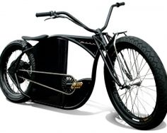 Marrs Electric Cycles. I want this bicycle.