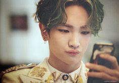 Shinee - Key He really does look like a fox