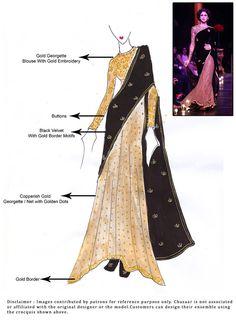 Finally found this Choli online to buy! Hello Wedding Reception dress! ;)