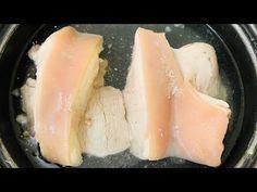 (576) Bí quyết LUỘC THỊT HEO ngọt trắng giòn không bị ngấy mỡ thấm gia vị   Nho Huân Foods - YouTube
