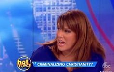 THE VIEW: Co-Host Calls Kim Davis a B**CH AND A MONSTER (VIDEO) - Progressives Today