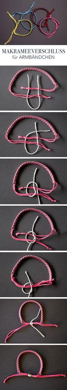 New crochet jewelry diy armband Ideas Diy Jewelry Rings, Diy Jewelry Unique, Diy Jewelry To Sell, Diy Bracelets Easy, Bracelet Crafts, Diy Jewelry Making, Jewelry Crafts, Sell Diy, Gold Jewelry