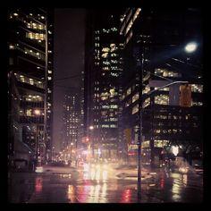 Toronto City Lights, Toronto, Times Square, Adventure, Travel, Beautiful, Viajes, Destinations, Adventure Movies