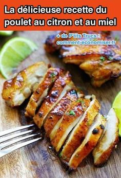 Honey Lime Chicken - crazy delicious chicken with honey lime. The BEST chicken that you can make for your family, takes only 20 mins! I made this last night and it was Delicious! Lime Chicken Recipes, Honey Lime Chicken, Recipe Chicken, Low Carb Recipes, Cooking Recipes, Healthy Recipes, Asian Recipes, Healthy Food, Yum Yum Chicken