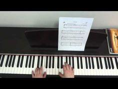 Morris Albert Feelings. Видеоурок для фортепиано