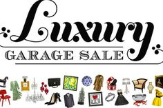 Luxury Garage Sale & Vavoom Pinups Pop Up - Racked Chicago Yard Sale Signs, For Sale Sign, Old Records, Pop Up Market, Luxury Garage, Luxury Office, Steamer Trunk, Getting Up Early, Vintage Market