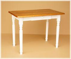 Details zu Esstisch mit Schublade Küchentisch Tisch Kiefer massiv ...
