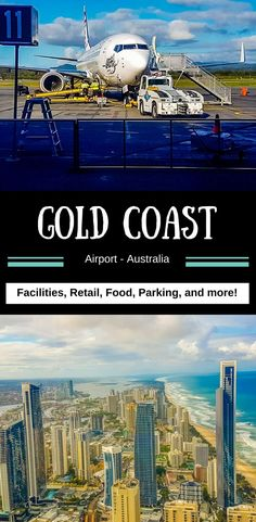 Are you travelling through Gold Coast Airport in Australia? Do you know what facilities, retail, car hire etc is available? The Gold Coast airport is the 6th busiest in Australia handling both domestic and international flights  | Gold Coast Airport | Gold Coast Queensland | Things to do in surfers paradise | Surfers Paradise Australia | via @wyldfamtravel