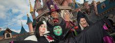 Disneyland Paris ¿Qué hay de nuevo en Disneyland® Paris?   Halloween Quien pudiera estar allí... :(