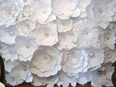 Resultado de imagen para POTTED PAPER FLOWERS