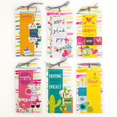 Illustrated Faith | Basics Collection | Tags by Amy Bruce