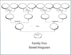 104 best family tree template images on pinterest family trees