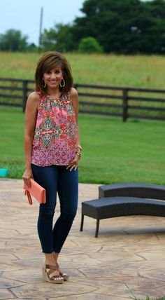 22 Days of Summer Fashion-Stitch Fix Giveaway - Grace & Beauty