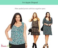Are you an apple body shape? Find out how to style your apple body shape in everyday clothing.