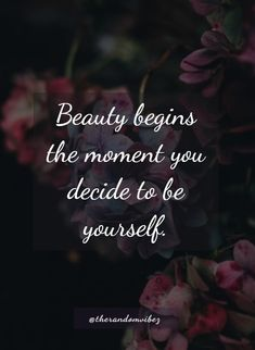 Life is beautiful if you be yourself. Explore more collection of beautiful quotes about love and life. Sassy Quotes, Short Quotes, Mom Quotes, Change Quotes, Crush Quotes, Family Quotes, Best Quotes, Life Quotes, Positive Quotes