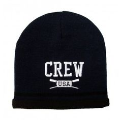 13f1a58338ab8c CREW USA - Your Home for Official Regatta Merchandise. CREW USA Beanie