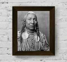 indian print, tribal artwork, sioux wall art, indigenous people, wall art prints, black and white photo, instant digital download
