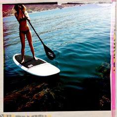 paddleboard...I want one!