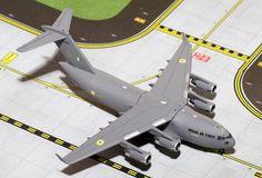 1/400 GeminiJets Indian Air Force Boeing C-17 Globemaster III Diecast Model