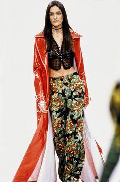 Perry Ellis Spring 1993 Ready-to-Wear Fashion Show