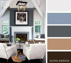 15 perfect colour combinations for your home