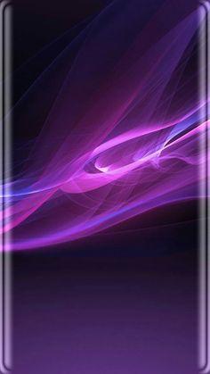 Purple Galaxy Wallpaper, Wallpaper Edge, Dark Background Wallpaper, Look Wallpaper, Bling Wallpaper, Colorful Wallpaper, Wallpaper Backgrounds, Colorful Backgrounds, Beautiful Wallpaper