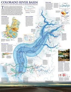 Infographic Ideas : Cool Infographic Maps Of Colorado Cool Infographic : Cool Infographic Maps' Cool Infographic Maps Of' Infographic Ideass Colorado Hiking, Colorado River, Colorado Plateau, Information Design, Information Graphics, Free Infographic Templates, Infographics, National Geographic Maps, Map Maker