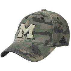 Adidas University of Michigan Camouflage Ball Cap Michigan Athletics, University Of Michigan, Shoping Cart, Go Blue, Baseball Caps, Sports Equipment, Camouflage, Athlete, Gloves