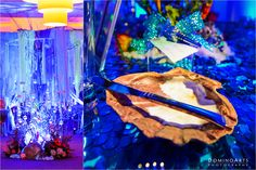 "Miami Bat Mitzvah – Danielle Guenther's ""Under the Sea"" themed party"